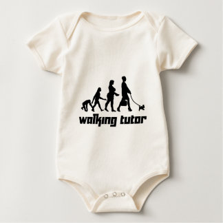 Walking Tutor Baby Bodysuit