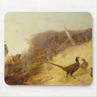 Walking up Pheasants on the 1st of October (see al Mouse Mat