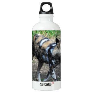 Walking Wild Dog SIGG Traveller 0.6L Water Bottle