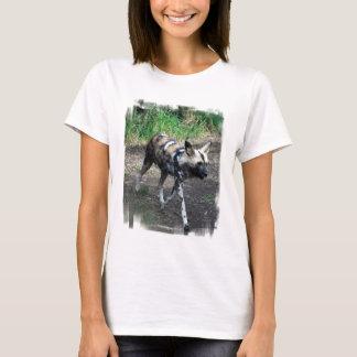 Walking Wild Dog T-Shirt