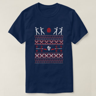 Walking Zombie Ugly Christmas Sweater