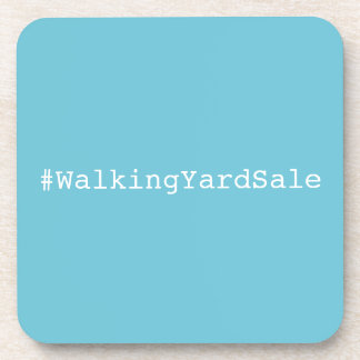 #WalkingYardSale Coasters