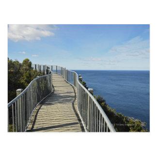 Walkway, Cape Tourville, Freycinet National Park Postcard