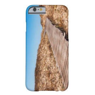 walkway on the beach barely there iPhone 6 case