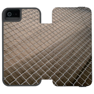 wall and gated fence incipio watson™ iPhone 5 wallet case