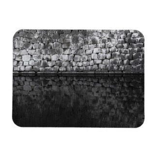 """""""Wall and Moat"""" - Magnet"""