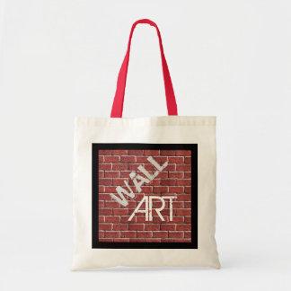 Wall Art graffiti Tote Bag