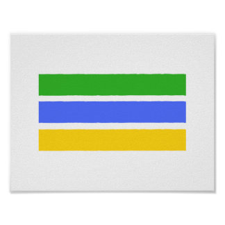 Wall art / Poster : JAMAICA Color edition