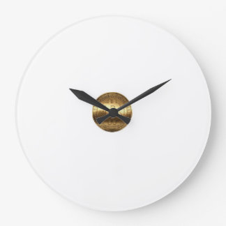 wall clock bitcoin