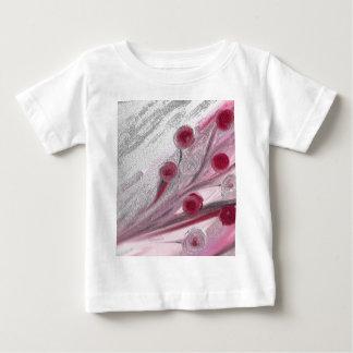 Wall decor, brides gift, art, flower art, pink baby T-Shirt
