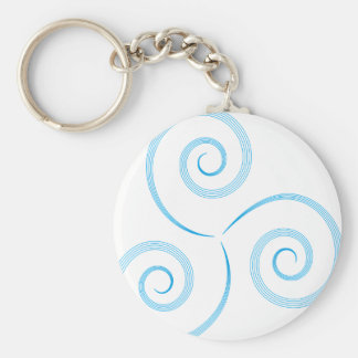 Wall Design Picture Key Ring