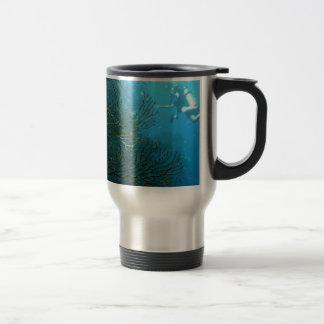 Wall dive mug