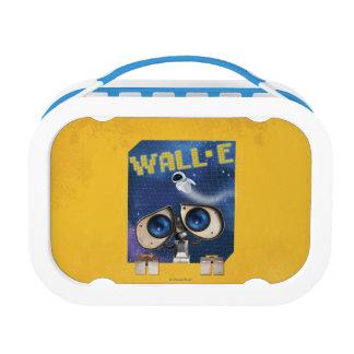 WALL-E 2 LUNCH BOX