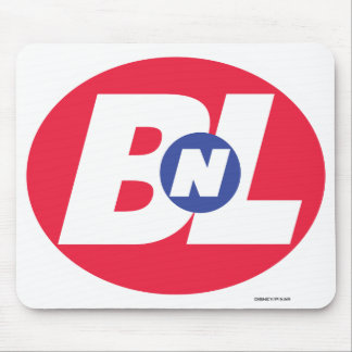 WALL-E BnL Buy N Large logo Mouse Pad