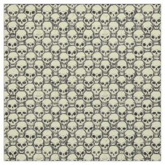 Wall o' Skulls Fabric