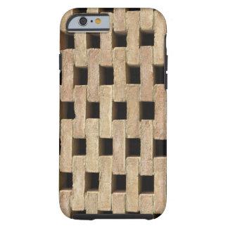 Wall of Bricks Tough iPhone 6 Case
