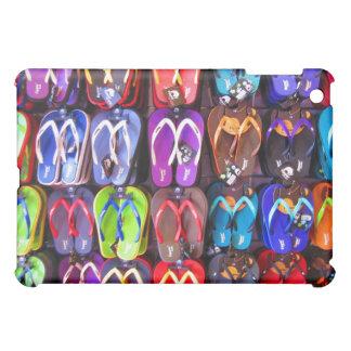 Wall of Flip Flops iPad Mini Cases