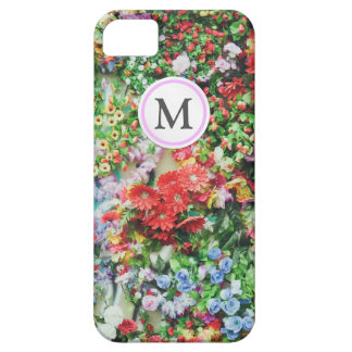 Wall of Flowers iPhone 5 Cover