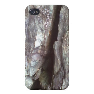 wall of rock iPhone 4/4S case