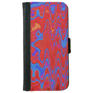 Wall of Sound iPhone 6 Wallet Case