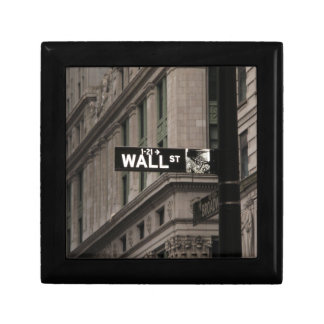 Wall St New York Gift Box