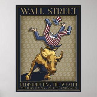Wall St. Redistribution pt1 Poster