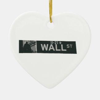 wall street3.ai christmas ornament