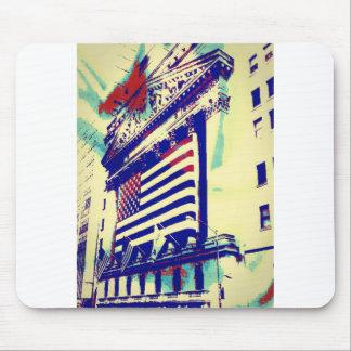 Wall Street Art Mousepads