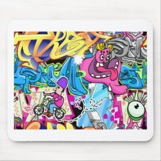 Wall Street Art Mouse Pads