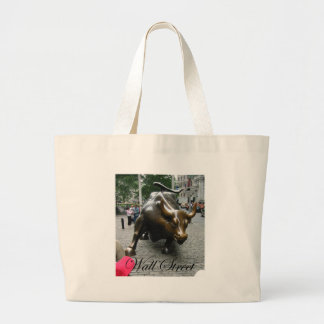 Wall Street Tote Bags