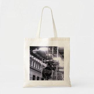 Wall Street bag