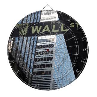 Wall Street Dartboard