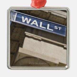 Wall Street Christmas Tree Ornament