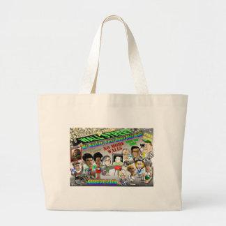 Wall Street Fair Canvas Bags