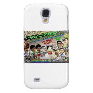 Wall Street Fair Galaxy S4 Case