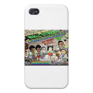 Wall Street Fair iPhone 4 Cases