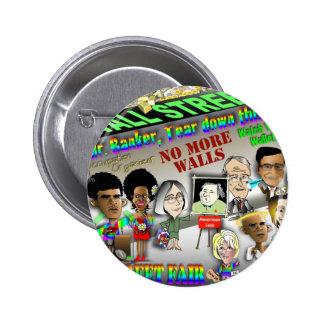 Wall Street Fair Pin