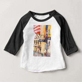 Wall street I Baby T-Shirt