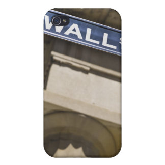Wall Street iPhone 4/4S Cover