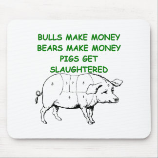 wall street mouse mat