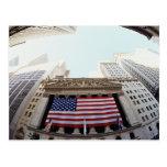 Wall Street Post Card