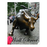 Wall Street Postcards