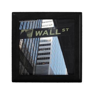 Wall Street Small Square Gift Box