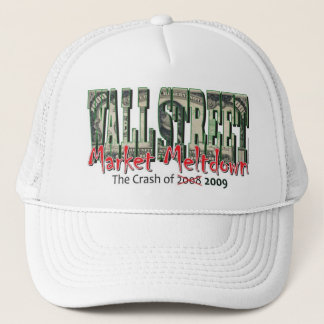 Wall Street Trucker Hat