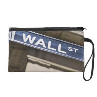 Wall Street Wristlet