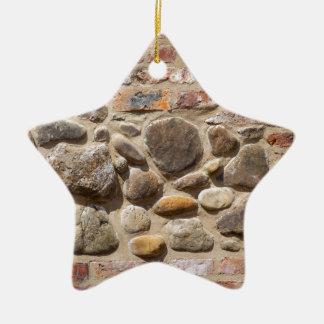 Wall Texture Christmas Ornament