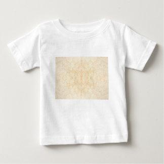 Wall texture flower Rorschach Baby T-Shirt