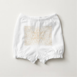 Wall texture flower Rorschach Nappy Cover