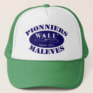 Wall' Trucker Hat