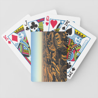 Walla Walla wine country from aloft Bicycle Playing Cards
